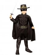 Déguisement deluxe Zorro™ musclé garçon