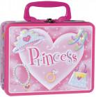 Boite m�tal princesse