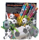 Assortiment Gadgets football