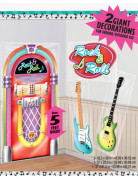 D�corations murales rock and roll