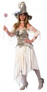 Déguisement fée médiévale luxe femme Halloween