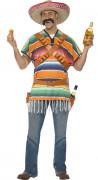 Déguisement serveur mexicain homme