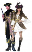 You would also like : Captain Pirate costume for couples