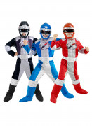 D�guisement trio Power Rangers� enfants