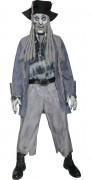 D�guisement pirate zombie homme Halloween