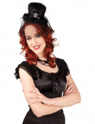Mini chapeau pirate femme Halloween