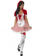 Women's Sexy Little Red Riding Hood Costume