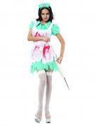 Disfraz de enfermera para mujer, ideal para Halloween