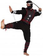 Ninja-Kost�m f�r Herren