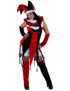 Women's Jester Costume