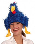 Chapeau coq France bleu Adulte