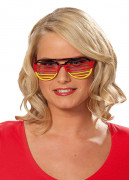 Lunettes supporter allemand