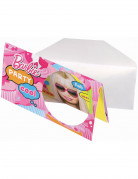 6 Invitations/Enveloppes Barbie�
