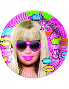 8 Assiettes � dessert Barbies�