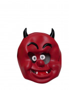 Masque diable halloween