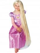 Perruque luminescente princesse Raiponce™ fille