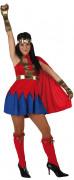 Déguisement super héroine femme