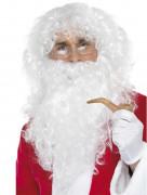 Kit Père Noël adulte avec pipe
