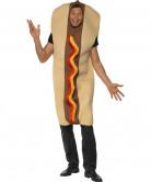 Déguisement hot dog adulte
