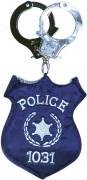 Sac badge de police
