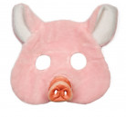 Masque cochon adulte