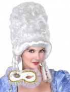 Perruque princesse baroque femme