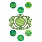 Diadema personalizable St Patrick