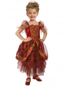 Medieval princess costume for girl