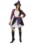 D�guisement pirate femme violet