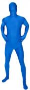 Déguisement  Morphsuits™ adulte bleu