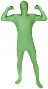 Disfraz Morphsuits� verde para adulto