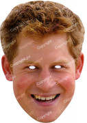 You would also like : Prince Harry mask