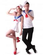 Disfraz de pareja de marineros