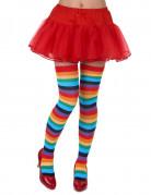 Bas clown femme