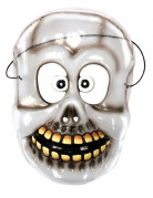 You would also like : Skeleton mask for kids