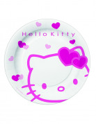 10 assiettes Hello Kitty�