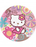 10 assiettes Hello Kitty  Bamboo�