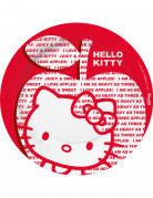 10 assiettes Hello Kitty Apple�
