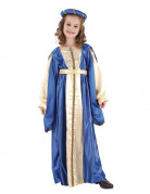 Medieval princess costume for girls