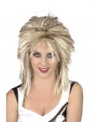 Perruque rock femme