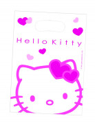 6 sacs de f�te Hello Kitty�