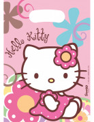 6 sacs de f�te Hello Kitty  Bamboo�