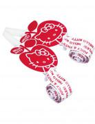 6 sans-g�nes Hello Kitty Apple�
