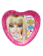 8 Dessertteller Barbie�