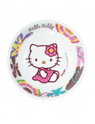Assiette creuse  Hello Kitty  Bamboo�