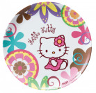 Assiette  Hello Kitty  Bamboo�