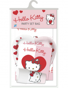 Coffret vaisselle Hello Kitty Sweet Heart�