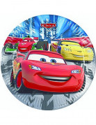 10 assiettes Cars Racers�