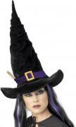 Chapeau de sorcière femme
