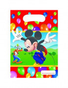6 sacs de f�te Mickey Party Time�